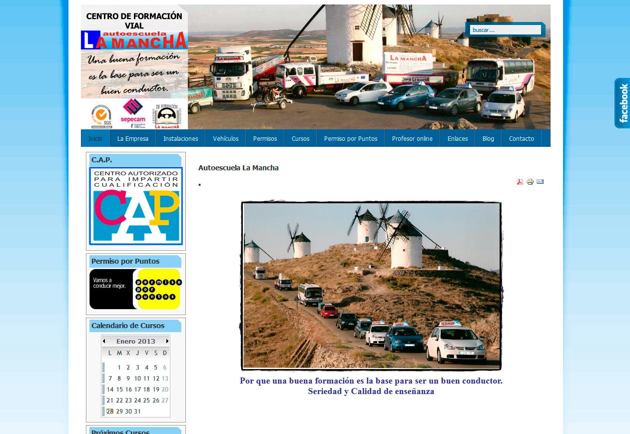 Autoescuela La Mancha